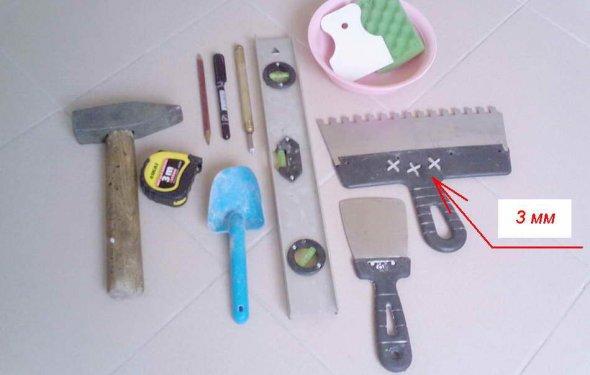 Как укладывать керамическую