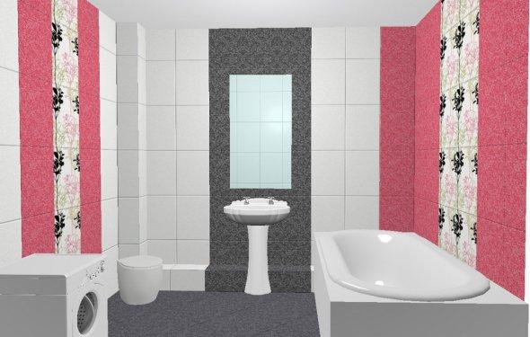 Асортимент плитки для ванной