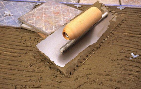 Как выбрать клей для плитки в
