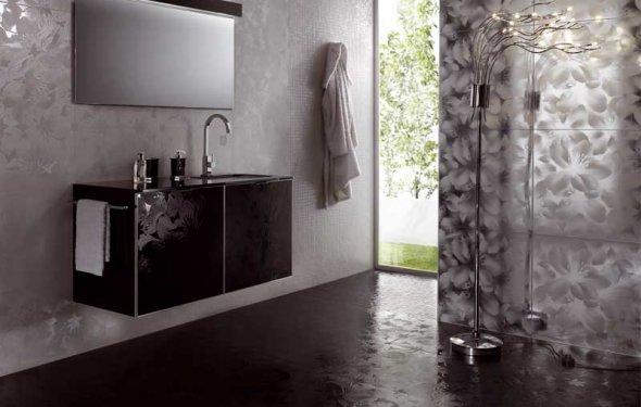 Облицовка ванной керамической
