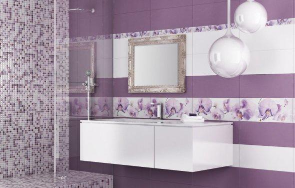Плитка для ванной, коллекция