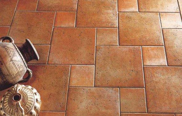 Керамическая плитка - один из